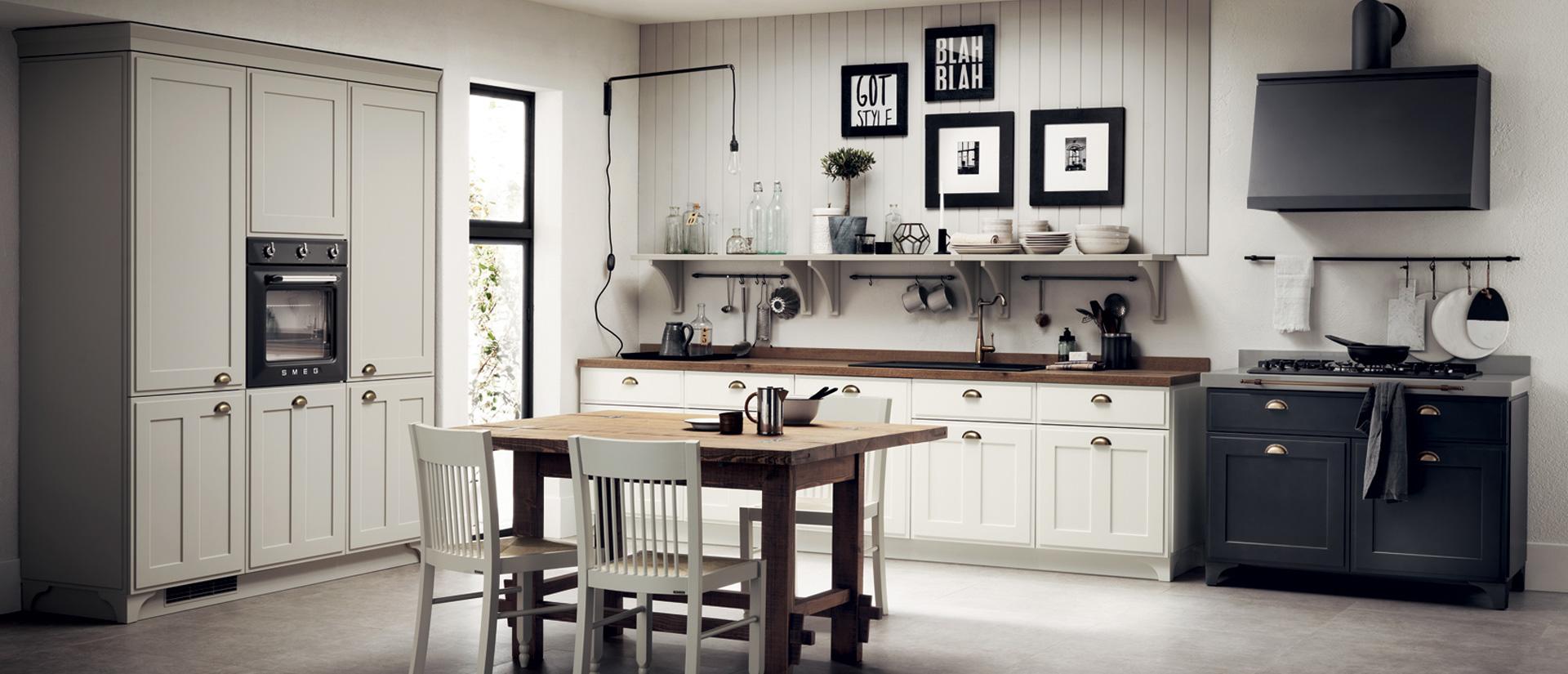 Scopriamo il modello cucina scavolini favilla for Arredo cucina design