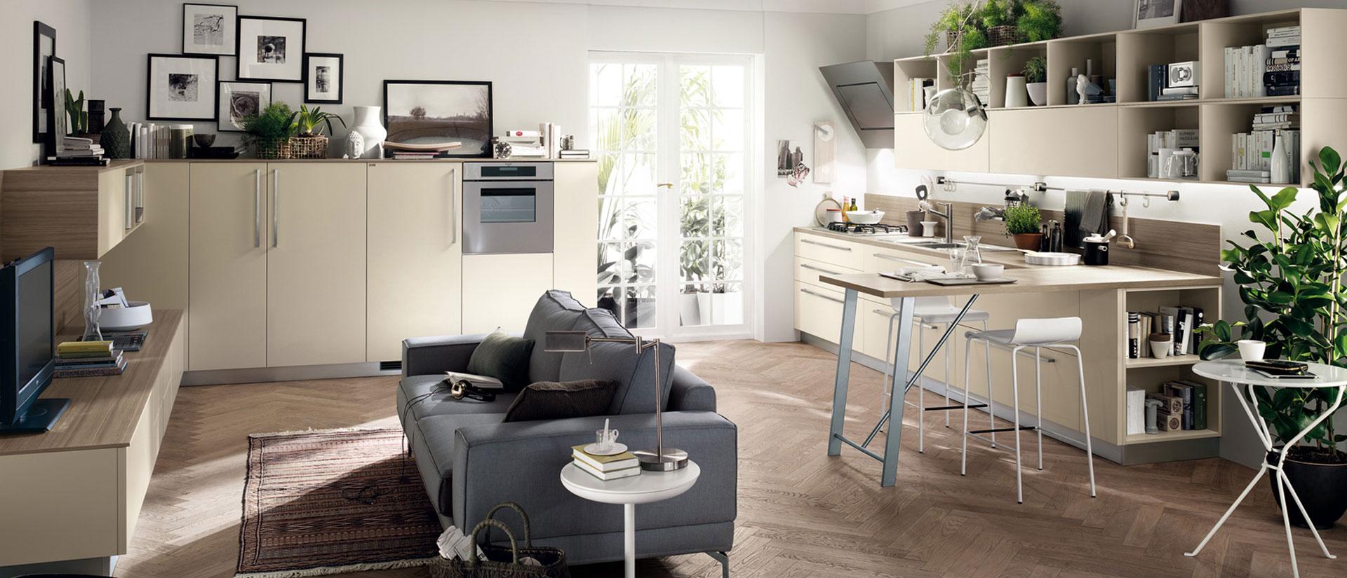 Cucina scavolini feel ambiente dedicato al tuo mondo di for Arredo cucina design