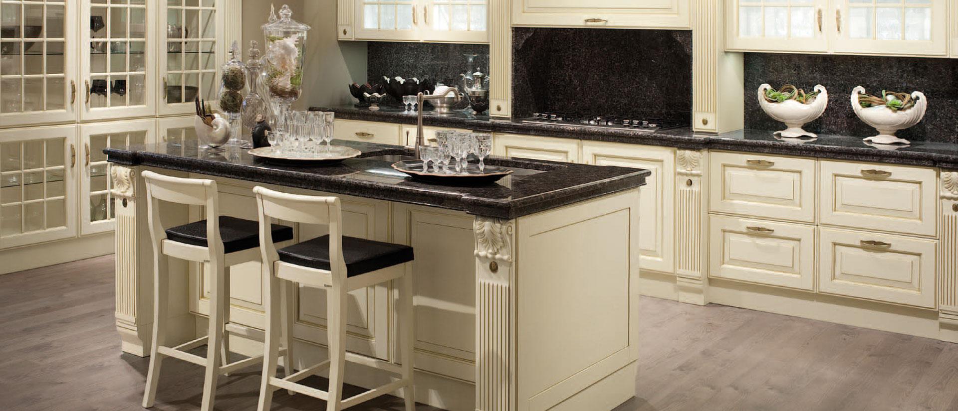 Cucina Scavolini modello Baltimora, scheda approfondita ...
