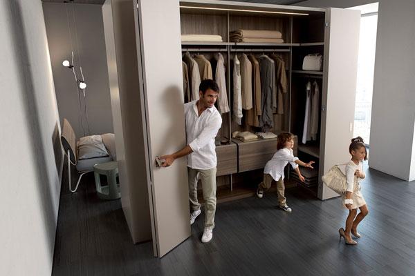 Cabina armadio Camerino DB | Scheda Tecnica | Casadesign.org