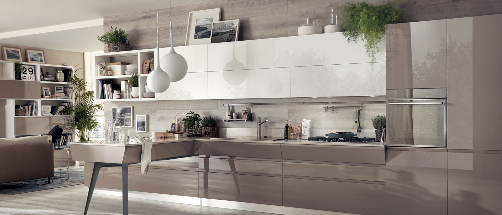 Motus casadesign for Arredo cucina design