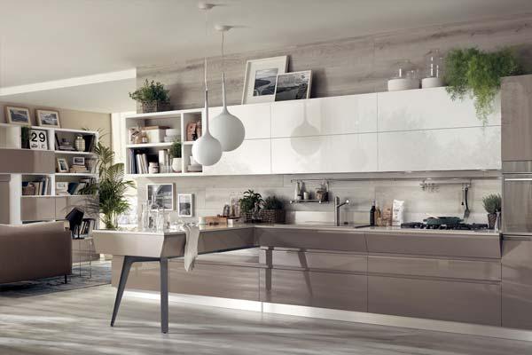 Cucina Scavolini Tetrix, scheda approfondita - Casadesign.org