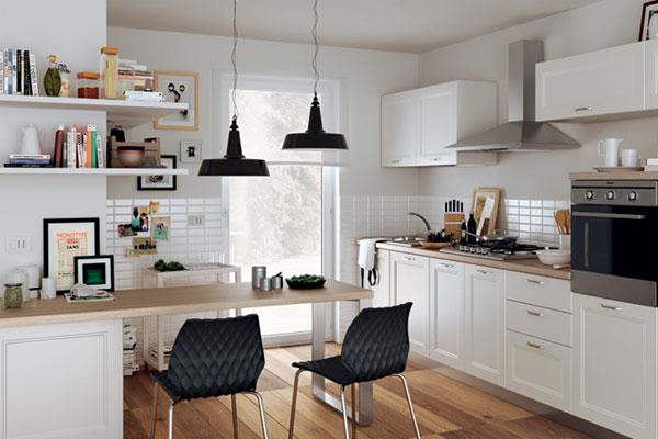 Scavolini easy i progetti d 39 arredo cucina per i giovani e for Arredo cucina design