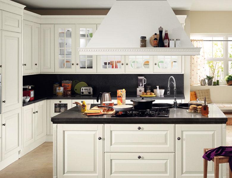 Cucina scavolini modello baltimora scheda approfondita - Cucina rovere bianco ...