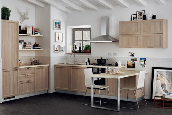 Scopriamo il modello cucina scavolini favilla - Costo cucine scavolini ...