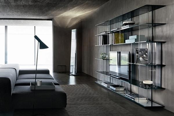 Arredamento living, soggiorno, pareti attrezzate Campania5