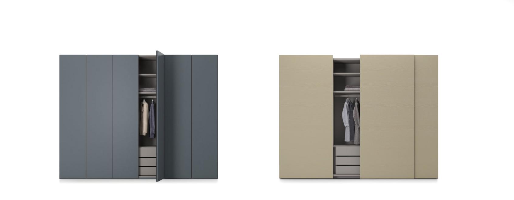 armadio moderno flat