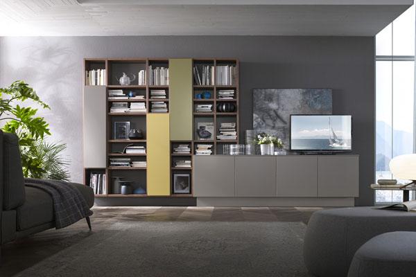 arredamento-living-libreria