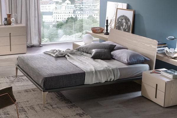 arredo-zona-notte-letto-moderno