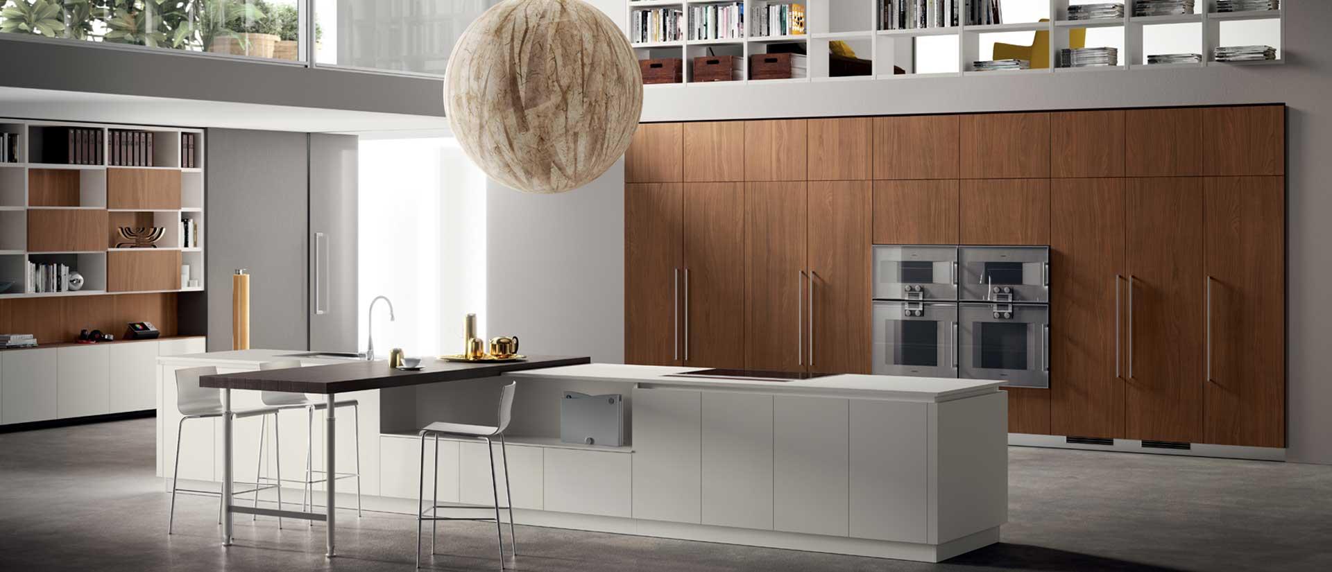 Il progetto cucina liberamente tutti i dettagli - Progetto arredo cucina ...