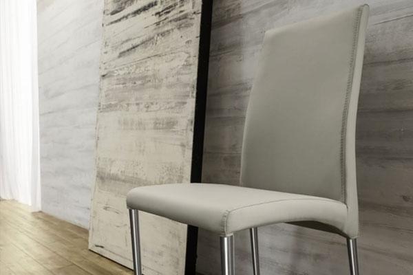Sedie Moderne Pelle E Acciaio.Vendita Tavoli E Sedie A Napoli Sedie Moderne Casadesign Org