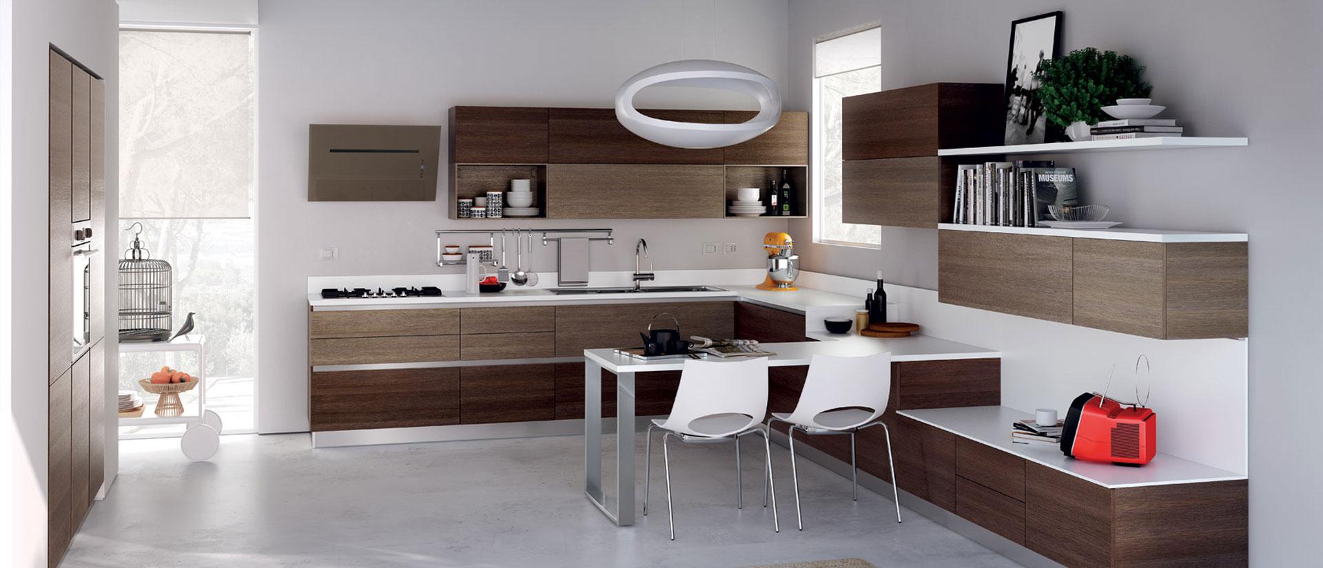 Cucina Scavolini Evolution, la Scavolini Basic per tutti ...