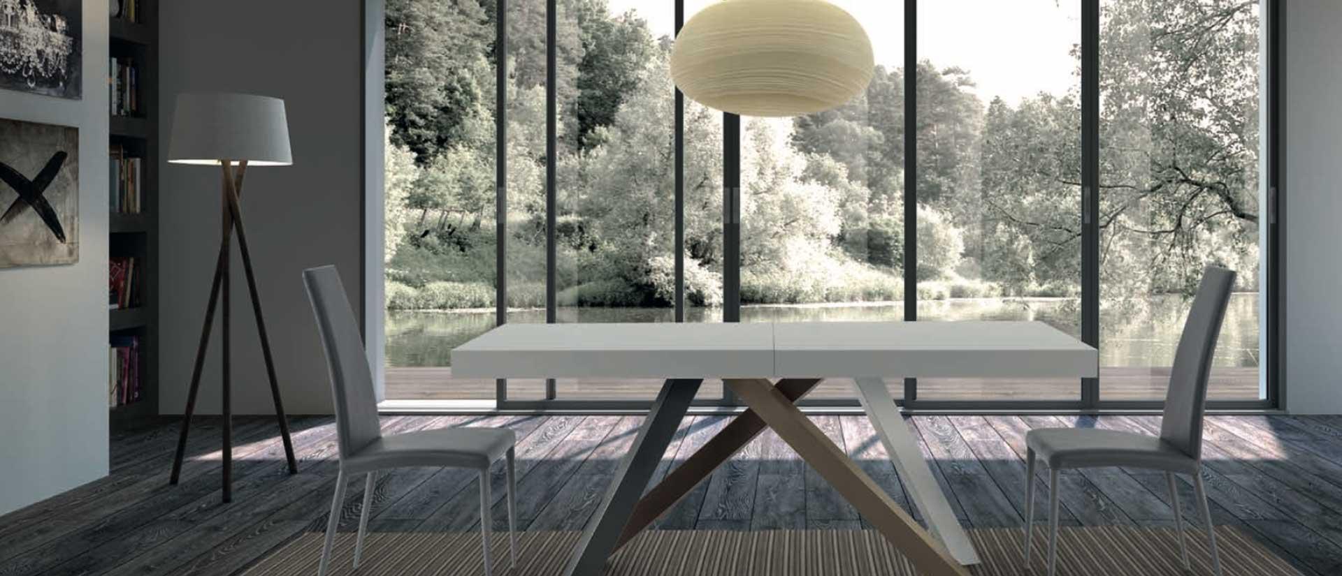 tavolo mambo della collezione Di Lazzaro