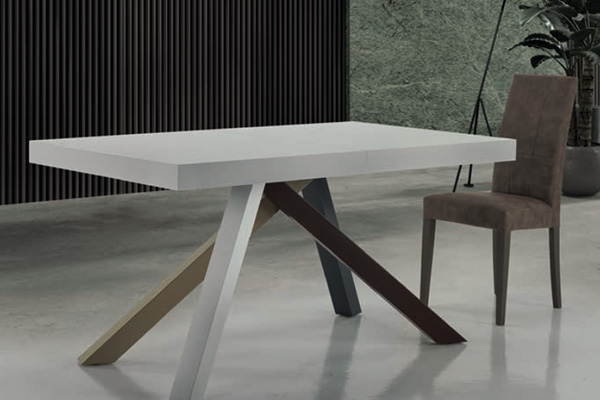 Tavolo mambo tavolo moderno zona giorno casadesign arredamenti - Prezzi tavoli di lazzaro ...