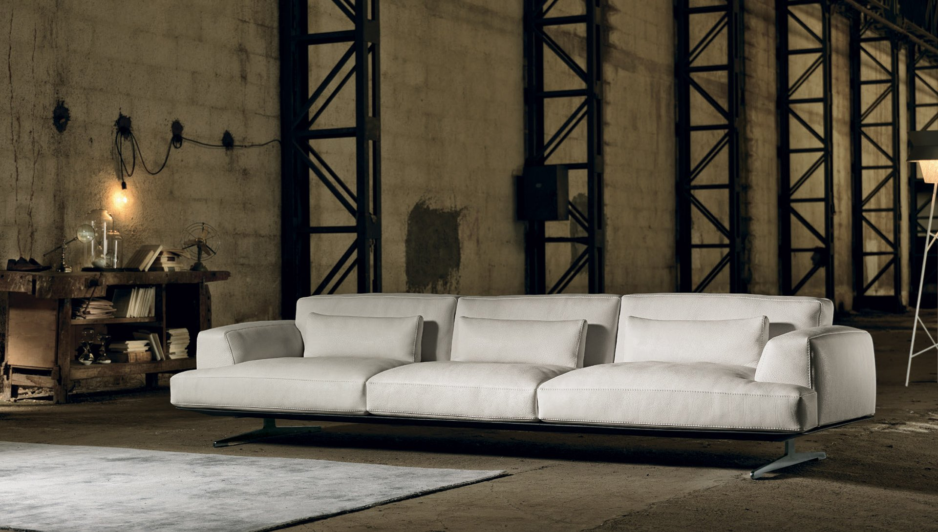 Scheda informativa divano albachiara