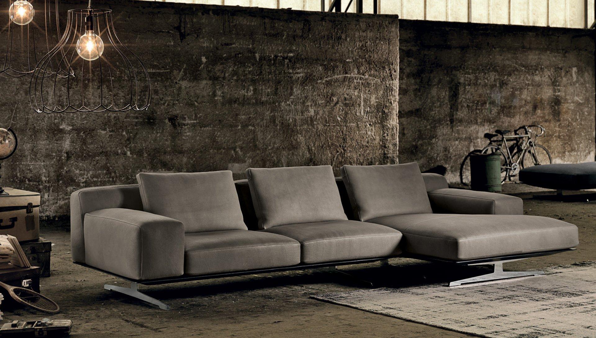 Soft Levi, divano collezione moderna