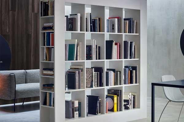 Il progetto della Libreria moderna Frame