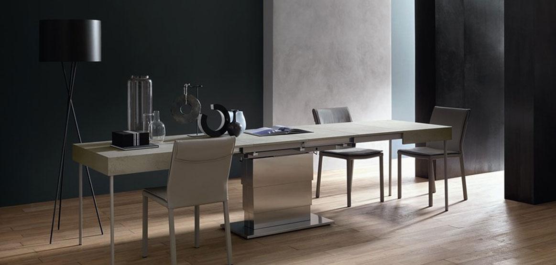Il tavolo allungabile Ares Mega