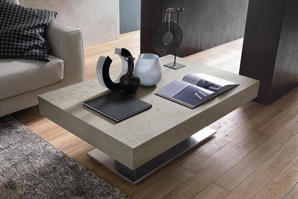 Tavolo mambo tavolo moderno zona giorno casadesign - Progetto tavolo allungabile ...