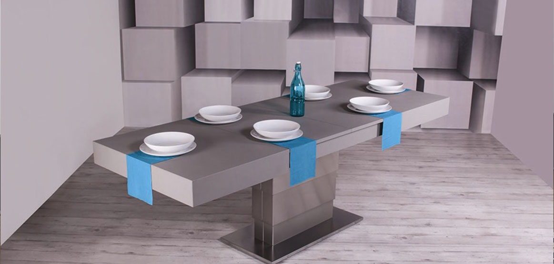 Scheda tecnica del tavolo moderno Ulisse