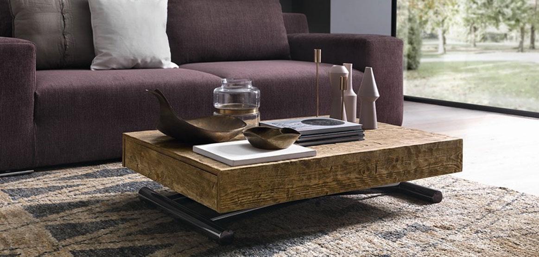 Caratteristiche del tavolo trasformabile compact