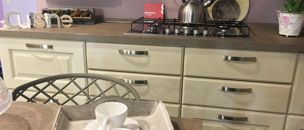Cucina Madeleine in esposizione