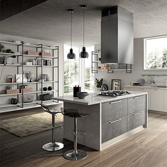 Cucina Scavolini Sax | Tutti i dettagli del nuovo progetto ...