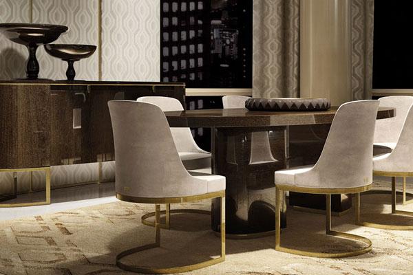 Tavolo da pranzo moderno ares motorius tavolo allungabile moderno