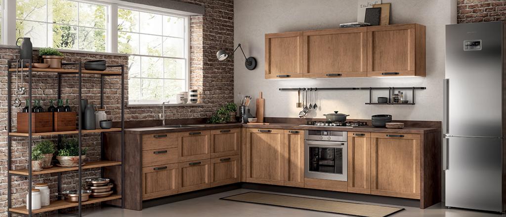 Sax di scavolini i dettagli del nuovo progetto linea - Barra portautensili cucina scavolini ...