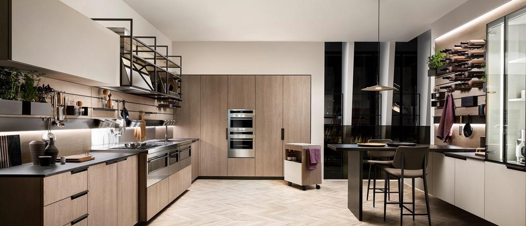 Tutte le informazioni sulla cucina Mia by Scavolini