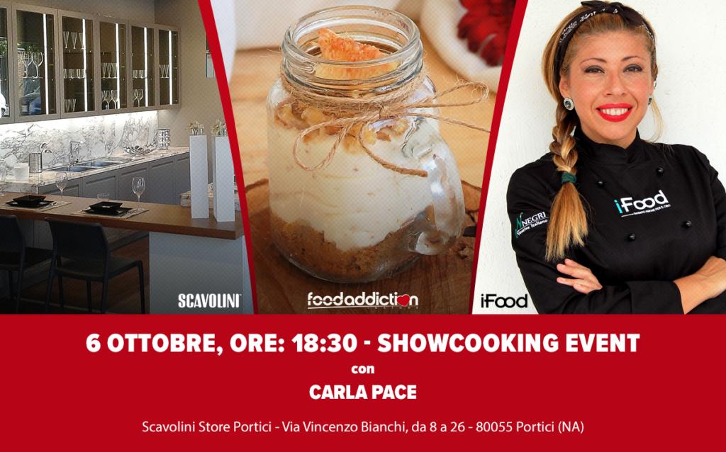 FoodAddiction in Store Scavolini Portici