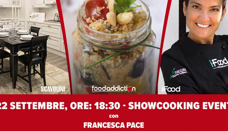 show cooking scavolini
