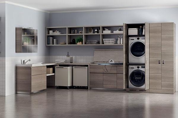 Il nuovo progetto Laundry Space Scavolini