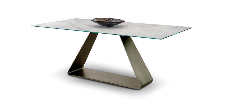Tavoli Cristallo Allungabili Reflex.Tavolo Oh Design Reflex Angelo News 2018 Casadesign Org
