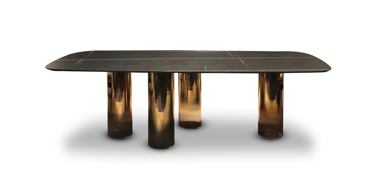 Reflex Tavoli Cristallo Allungabili.Tavolo Signore Degli Anelli Design Reflex Casadesign Org