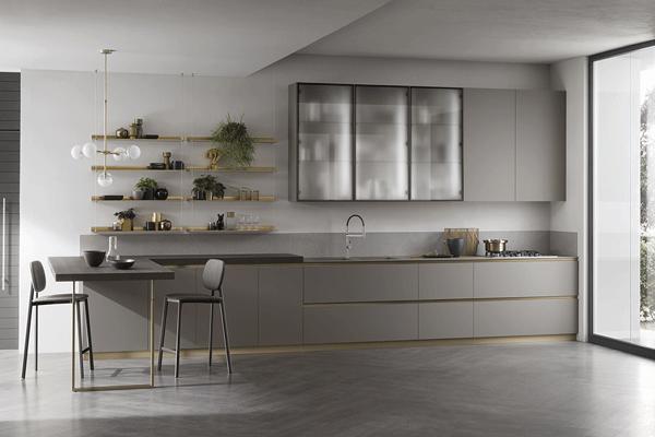 DeLinea la nuova cucina Scavolini del 2019