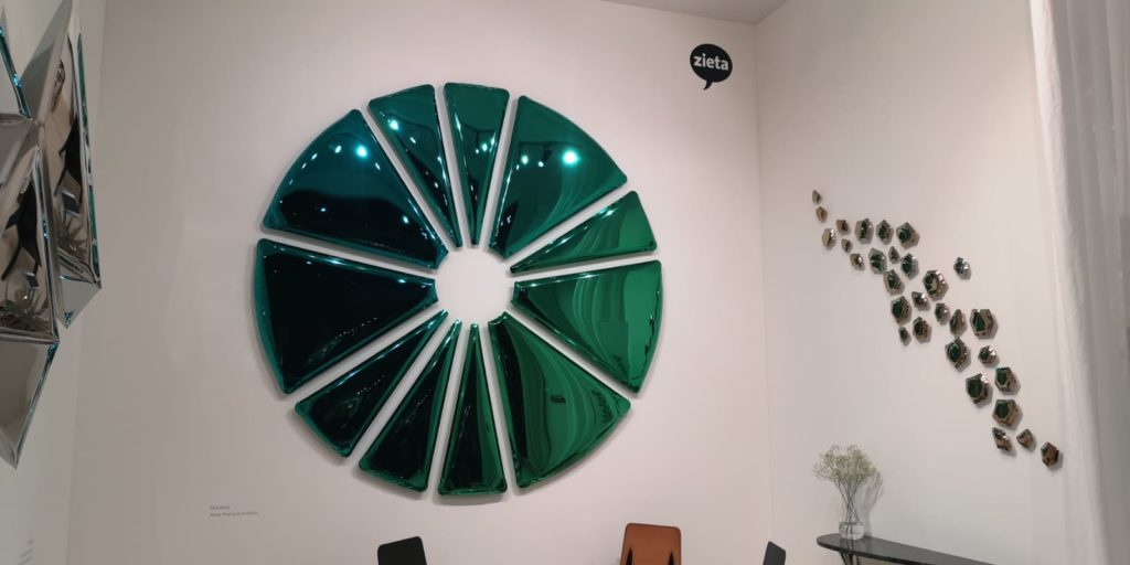 Il centro arredamenti in Campania Casadesign recensisce i complementi d'arredo del salone del mobile di milano 2019
