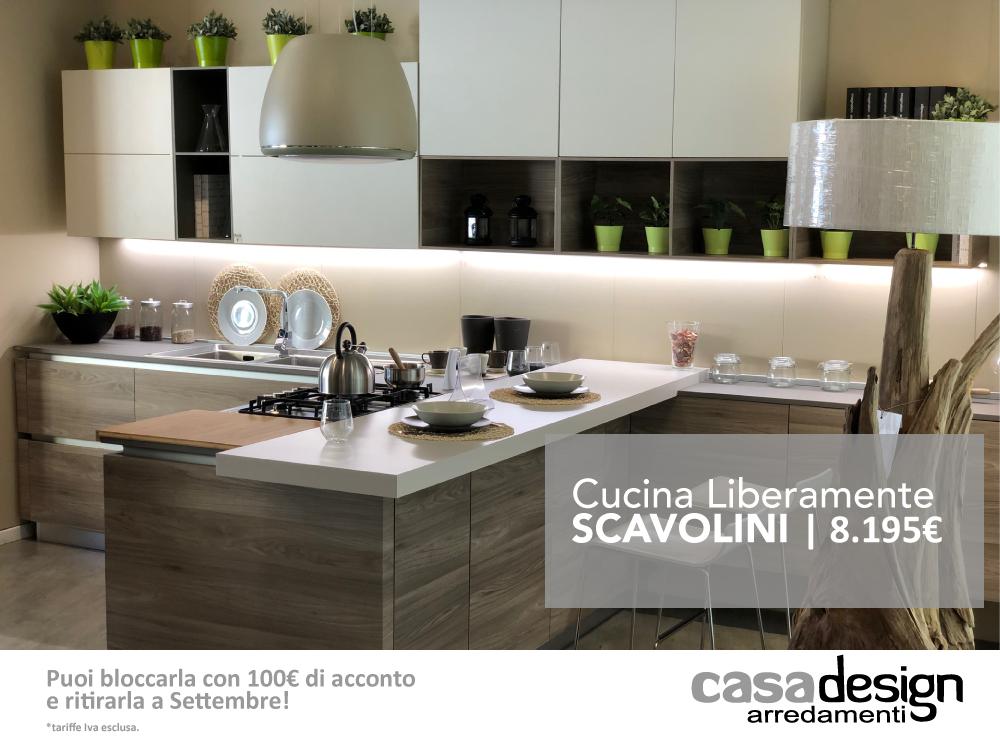 Mobili in offerta cucine living e zona notte in offerta for Scavolini pareti attrezzate