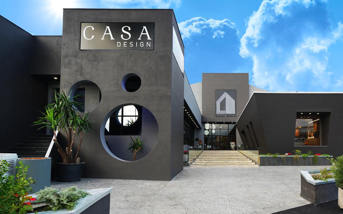 Nuovo mobilificio in Campania showroom CasaDesign Arredamenti