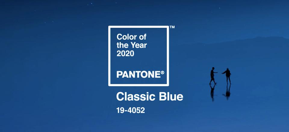 Come arredare casa con il PANTONE 19-4052 Classic Blue