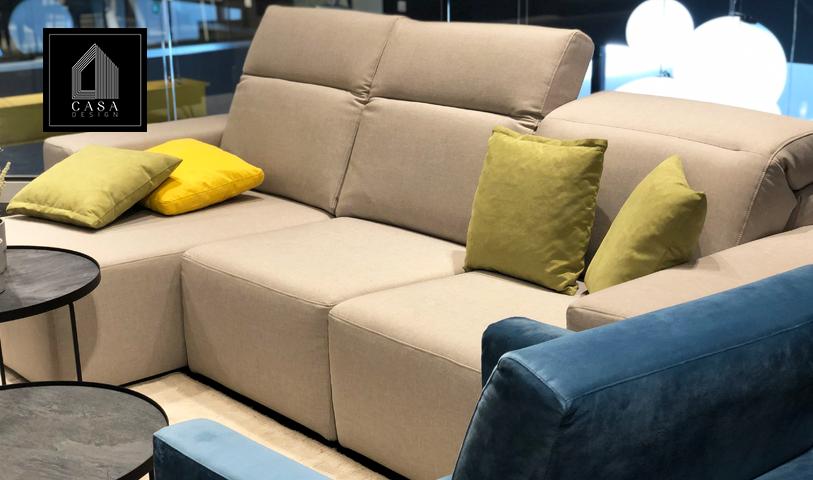 Il divano nel concept dell'arredo casa 2020