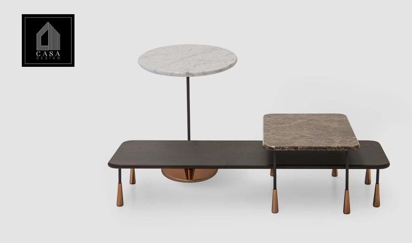 Il Good Design Award 2019 ai tavolini Baio