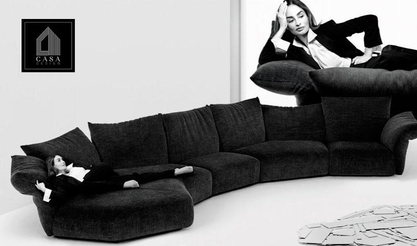 Diventare rivenditori Edra Salotti in Campania per Casa Design è motivo di grande orgoglio. L'orgoglio di offrire ai nostri clienti una linea divani unica, eccezionale: assolutamente innovativa nella progettazione e nel design.