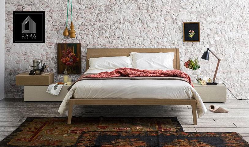 Arredamento camera da letto minimale