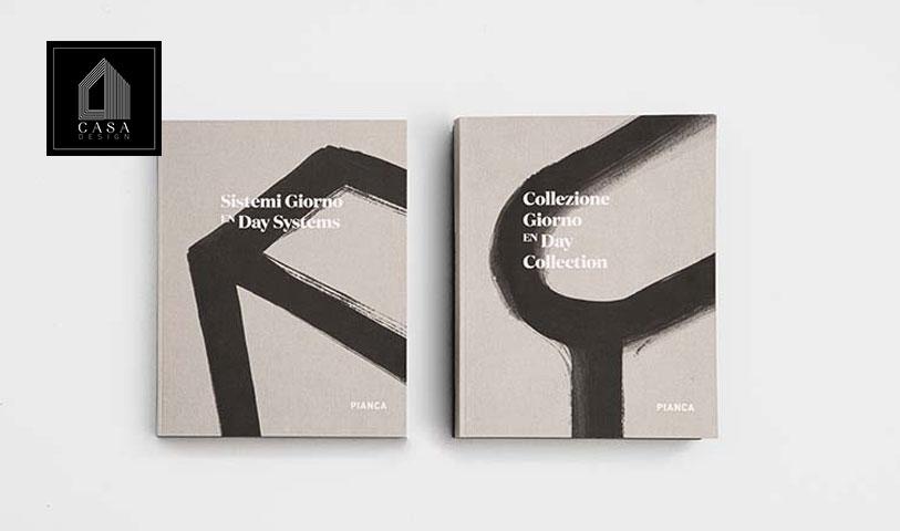Lo stile nell'arredamento dei nuovi cataloghi Pianca