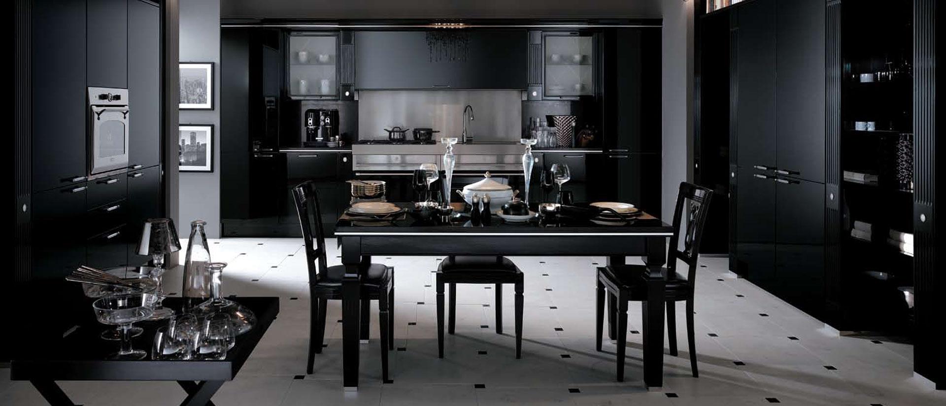 Cucina Scavolini Baccarat La Piu Raffinata Scheda Approfondita