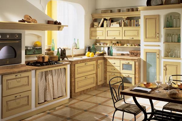 cucina scavolini modello belvedere