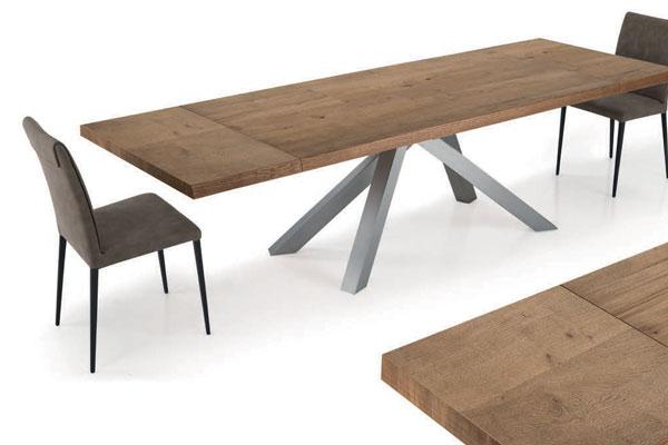 Tavolo Materia collezione Di Lazzaro