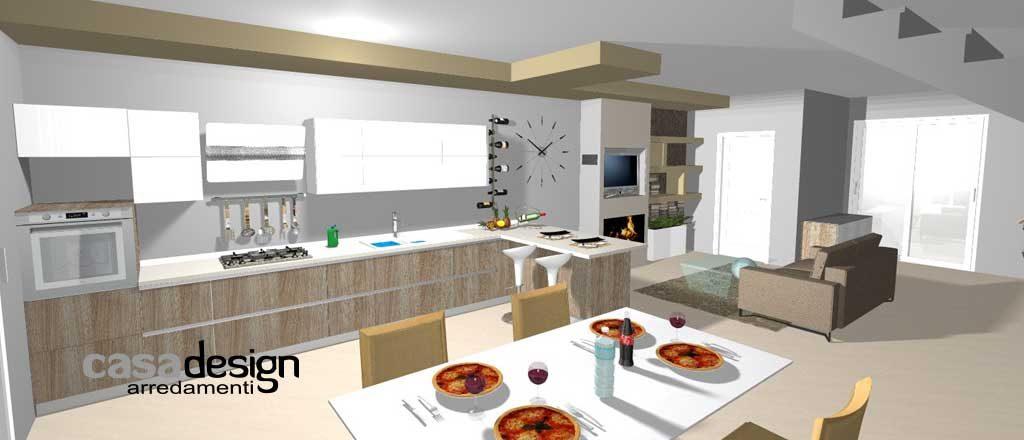 Come realizzare una cucina attraverso un progetto personalizzato