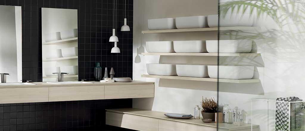 Consigli per arredare come ottimizzare lo spazio in bagno for Consigli per arredare
